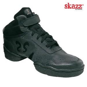 Sneaker Boomerang piel
