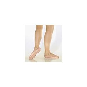 Zapatilla suela entera piel