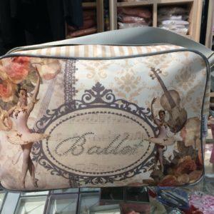 Bolsa Ballet Versalles