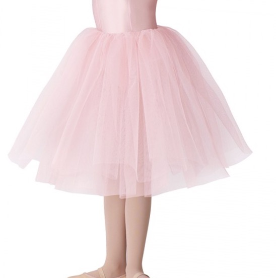 5b20596b0 Falda Tul Suave niña rosa - Lola Denis